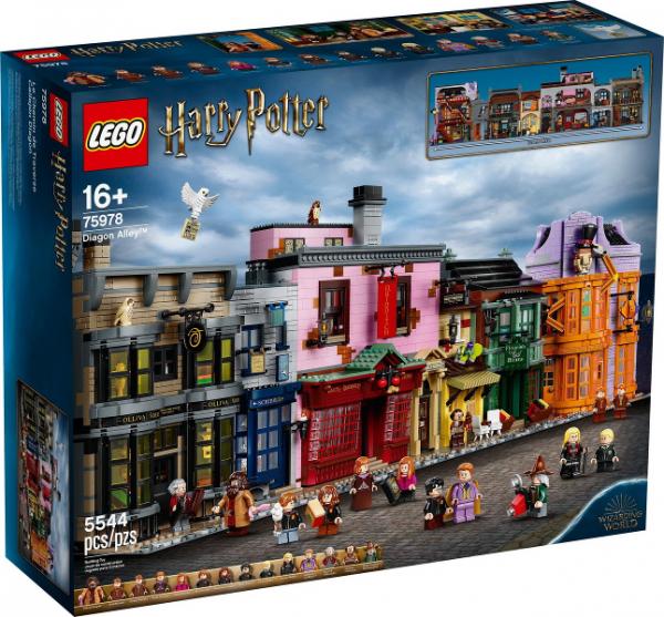 LEGO® Harry Potter™ 75978 Winkelgasse
