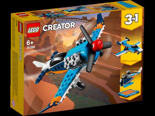 LEGO® Creator 3-in-1 31099 Propellerflugzeug