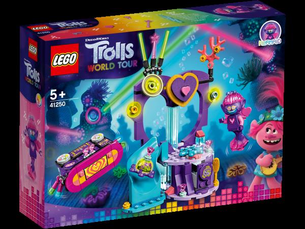 LEGO® Trolls World Tour 41250 Party am Techno Riff