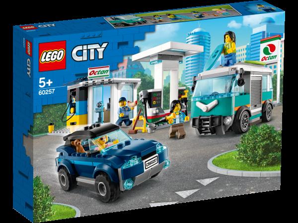 LEGO® City 60257 Tankstelle