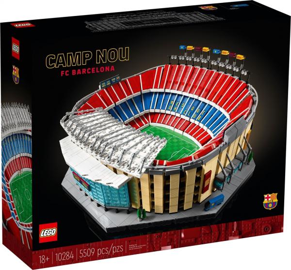 LEGO® 10284 Camp Nou – FC Barcelona
