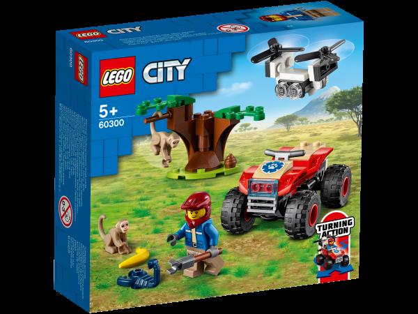 LEGO® City 60300 Tierrettungs-Quad