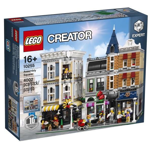 LEGO® 10255 Stadtleben