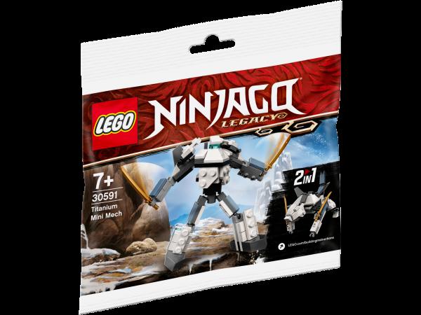 LEGO® NINJAGO® 30591 Mini-Titan-Mech Polybag