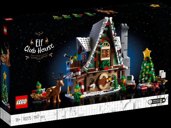 LEGO® 10275 Elfen-Klubhaus