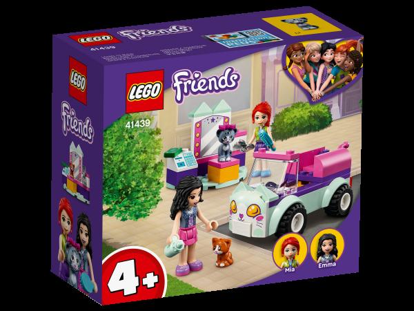 LEGO® Friends 41439 Mobiler Katzensalon