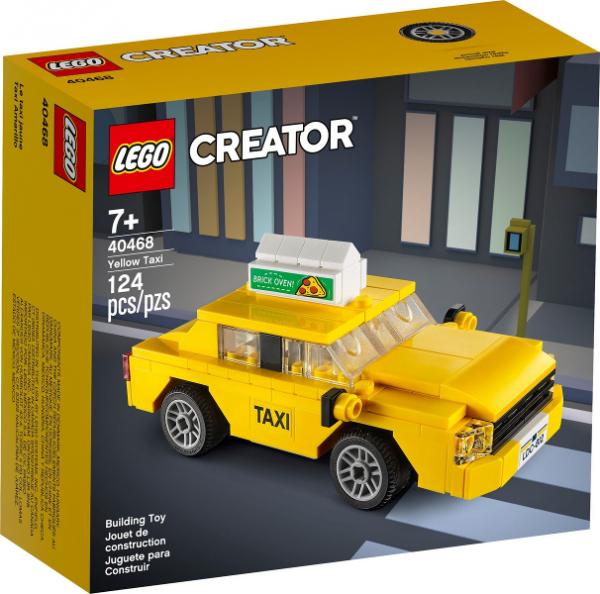 LEGO® Creator 40468 Gelbes Taxi