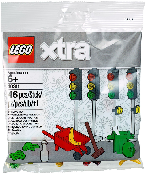 LEGO® xtra 40311 Ampel