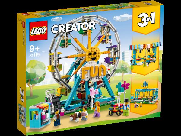 LEGO® Creator 3-in-1 31119 Riesenrad