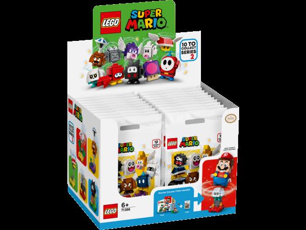 LEGO® Super Mario™ 71386 Mario-Charaktere-Serie 2 (Box à 20 Stück) 6332713