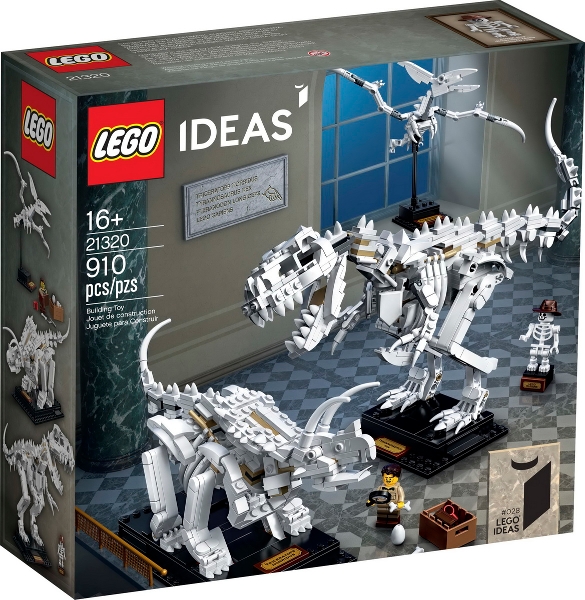 LEGO® Ideas 21320 Dinosaurier-Fossilien