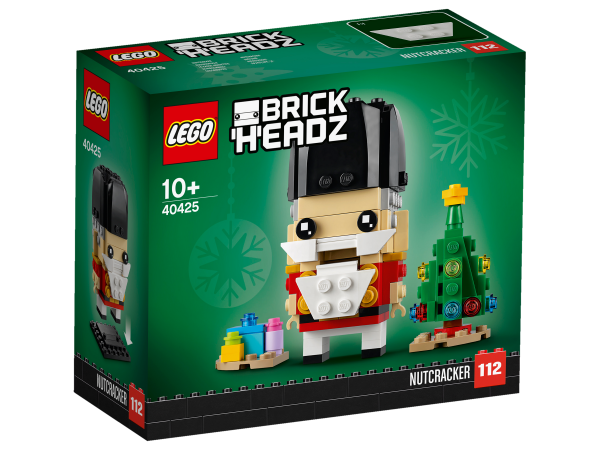 LEGO® BrickHeadz 40425 Nussknacker