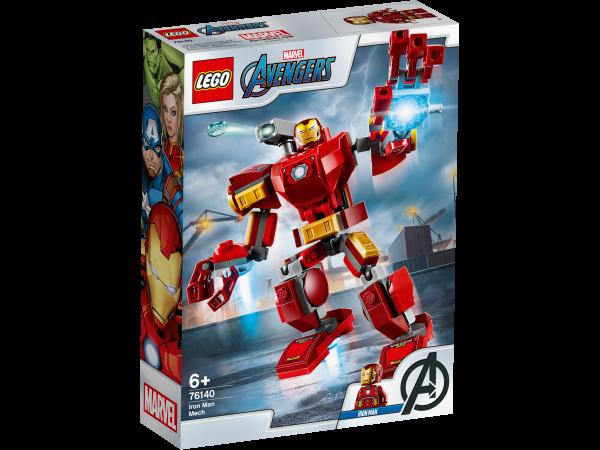 LEGO® Marvel Super Heroes 76140 Iron Man Mech