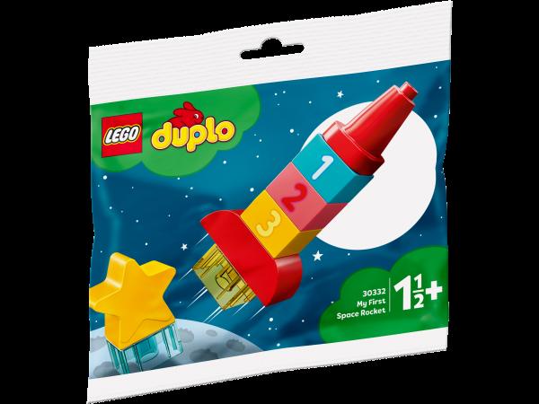 LEGO® DUPLO® 30332 Meine erste Weltraumrakete Polybag