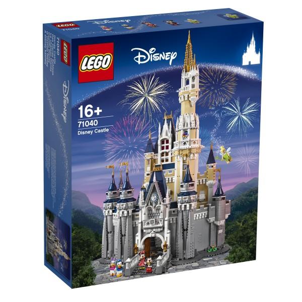 LEGO® Disney™ 71040 Das Disney Schloss