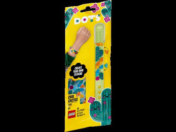 LEGO® DOTS™ 41922 Kaktus Armband
