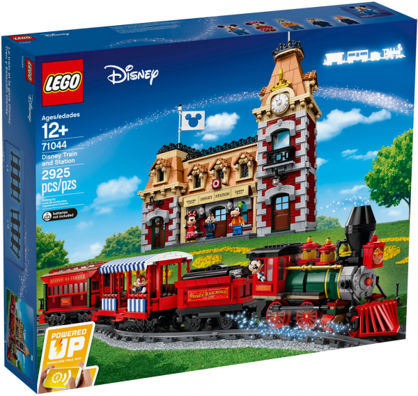 LEGO® Disney™ 71044 Disney Zug mit Bahnhof