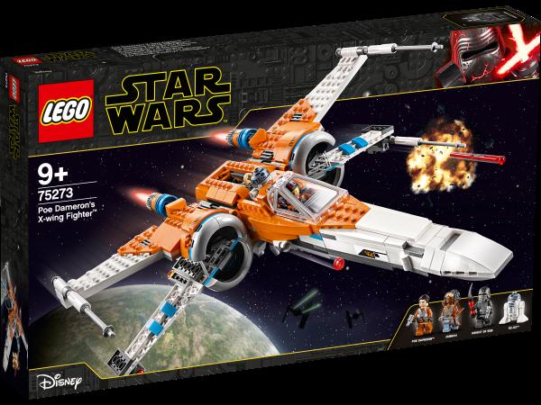 LEGO® Star Wars™ 75273 Poe Damerons X-Wing Starfighter™