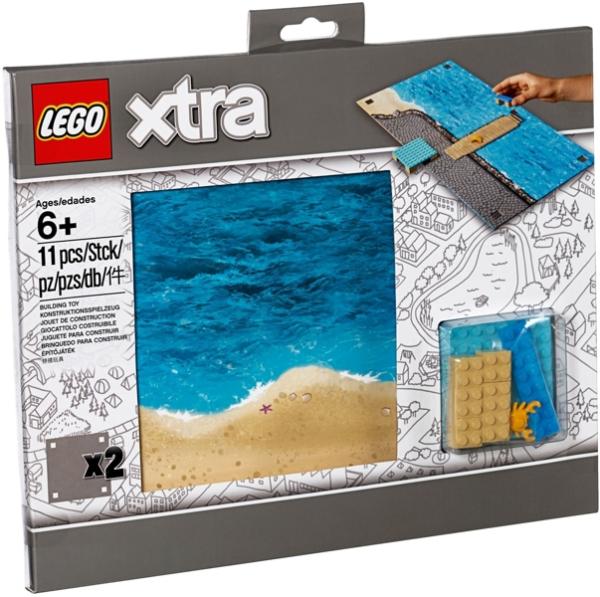 LEGO® xtra 853841 Ozean-Spielmatte