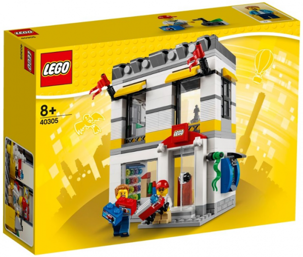 LEGO® xtra 40305 LEGO® Geschäft im Miniformat