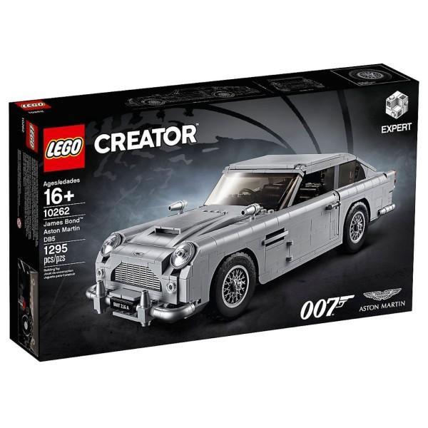 LEGO® 10262 James Bond™ Aston Martin DB5
