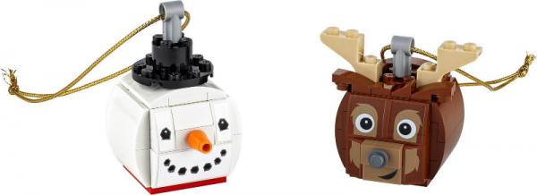 LEGO® 854050 Schneemann & Rentier