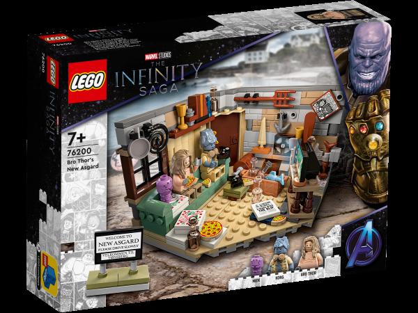 LEGO® Marvel Super Heroes 76200 Bro Thors neues Asgard