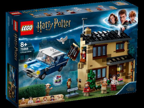 LEGO® Harry Potter™ 75968 Ligusterweg 4