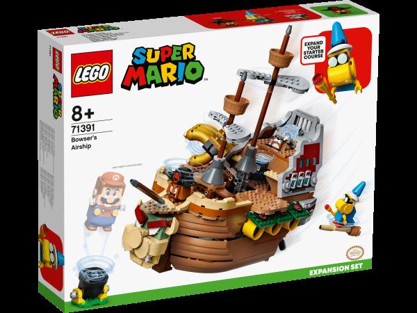 LEGO® Super Mario™ 71391 Bowsers Luftschiff – Erweiterungsset