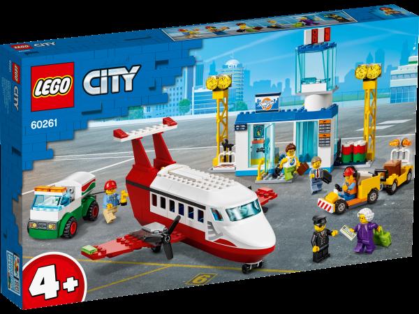 LEGO® City 60261 Flughafen ab 4 Jahre