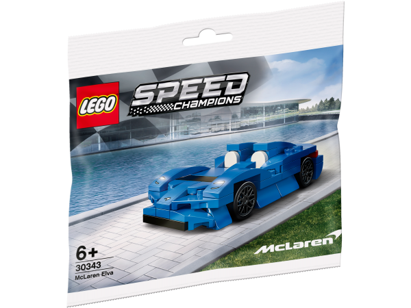 LEGO® Mix Tray 6343495 6343496 Box à 30 Stück Polybags