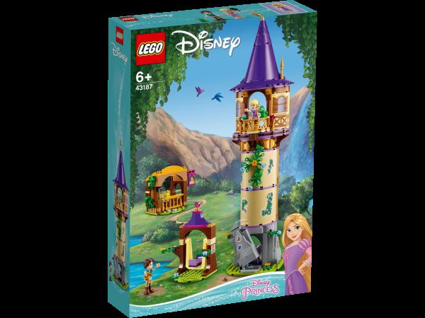 LEGO® Disney™ 43187 Rapunzels Turm