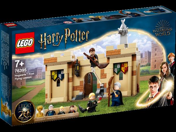 LEGO® Harry Potter™ 76395 Hogwarts™: Erste Flugstunde