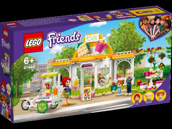 LEGO® Friends 41444 Heartlake City Bio-Café