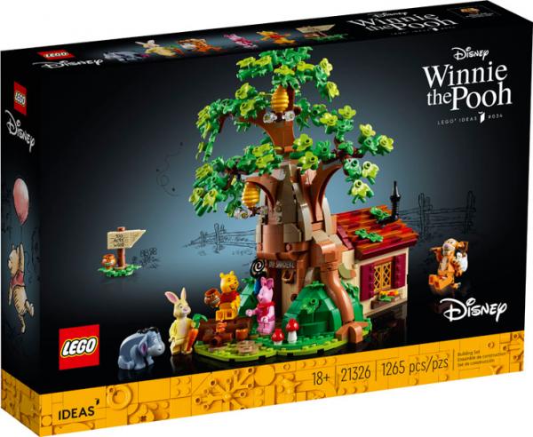 LEGO® Ideas 21326 Winnie Puh