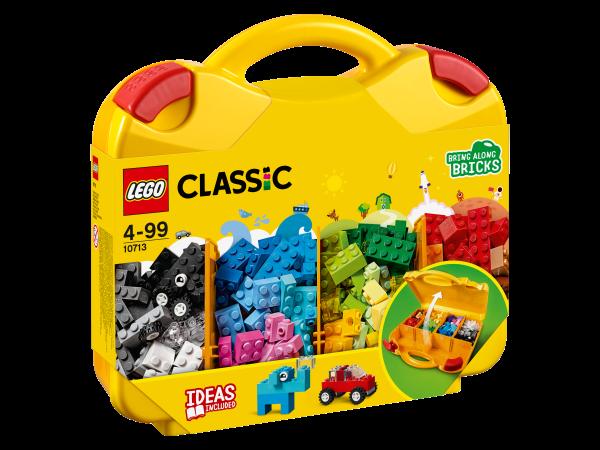 LEGO® Classic 10713 LEGO® Bausteine Starterkoffer - Farben sortieren