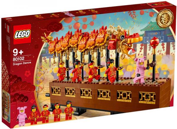 LEGO® 80102 Dragon Dance Drachentanz