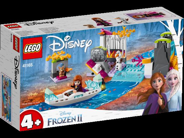LEGO® Disney™ 41165 Annas Kanufahrt